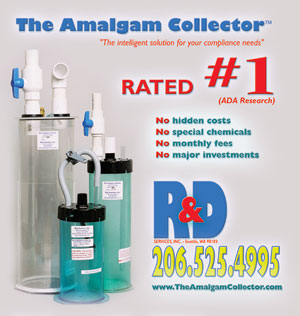 The Amalgam Collector - Top Rated Amalgam Waste Removal Systems For Dental Offices